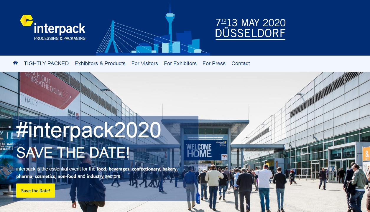 Exposició Alemanya Interpack 2020