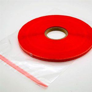Cintes de segellat de bosses d'embalatge de colors