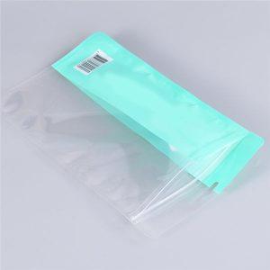 Lliscadors amb cremalleres de plàstic personalitzats