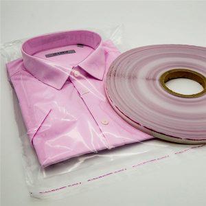 Cinta de segellat de bosses OPP per a bosses de roba