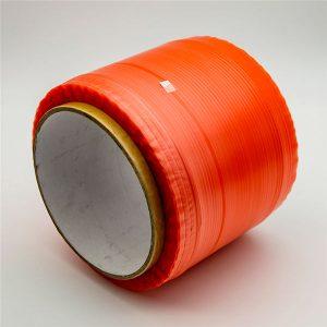 Cinta de segellat de la bossa recollible de bobina de pel·lícula vermella